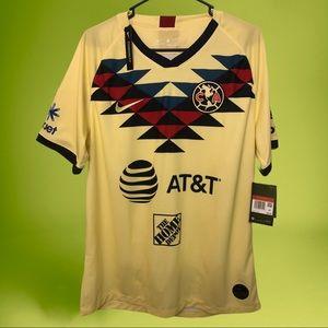 Club America Nike Soccer Jersey